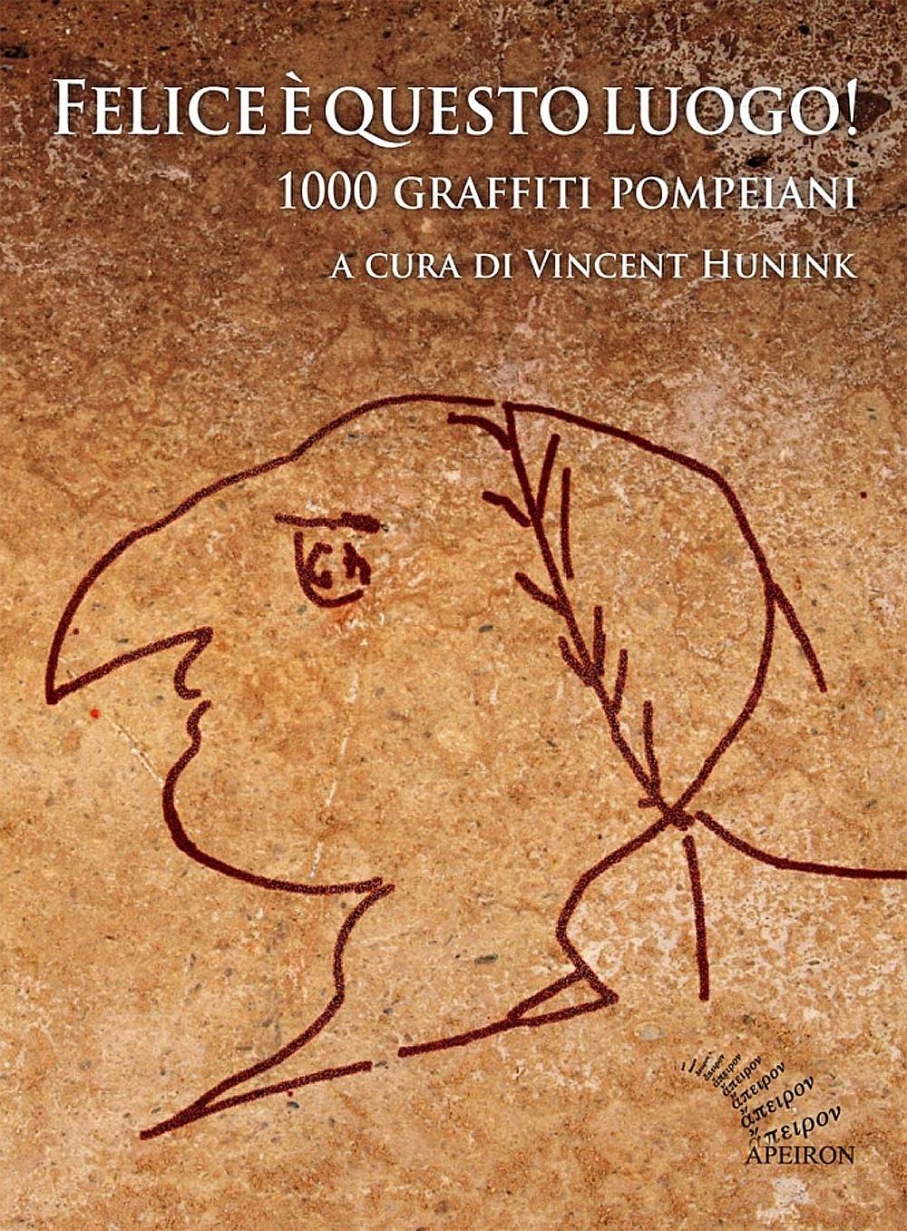 Felice è questo luogo. 1000 graffiti pompeiani
