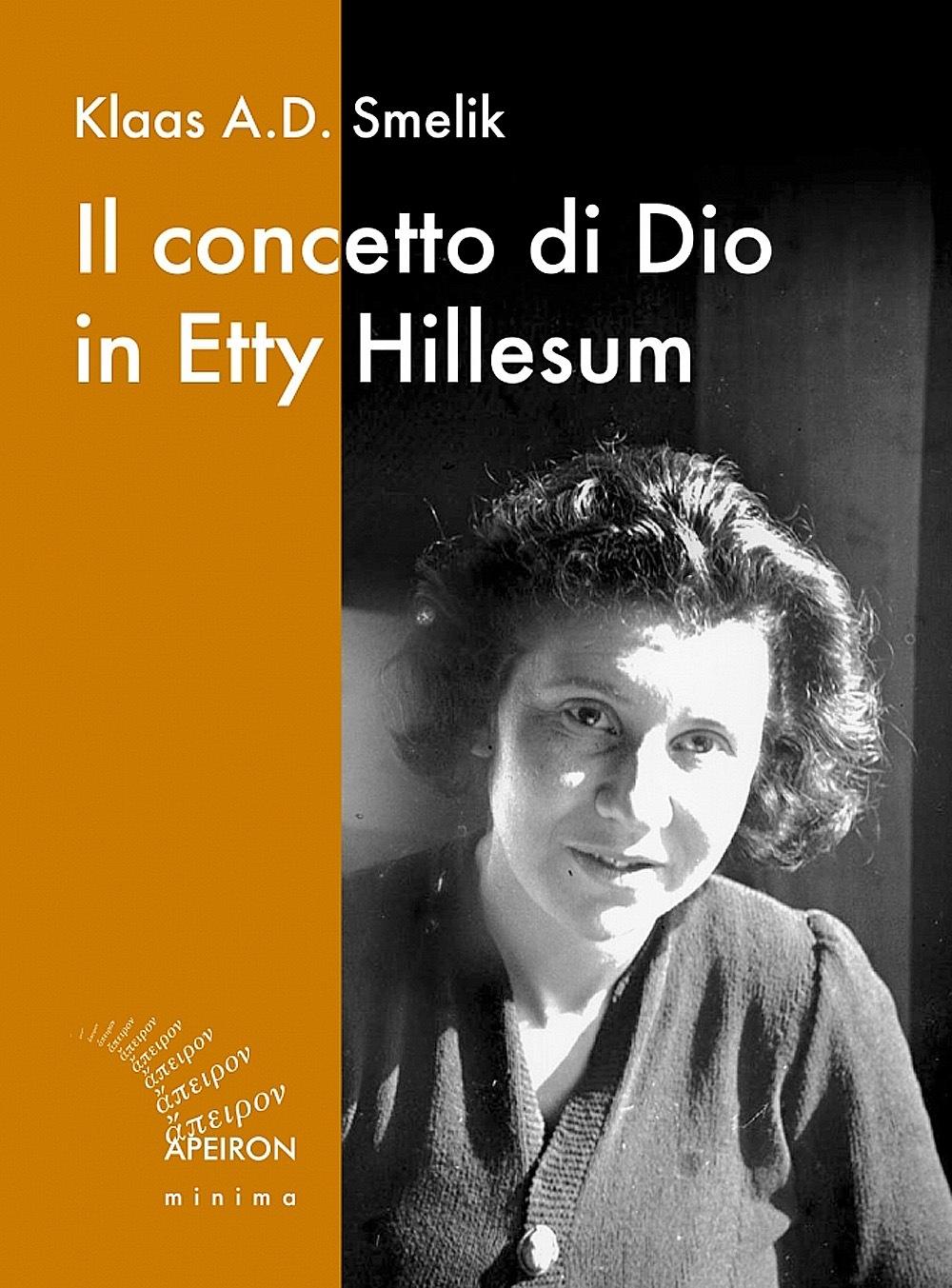 Il concetto di Dio in Etty Hillesum