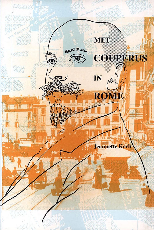 Met Couperus in Rome