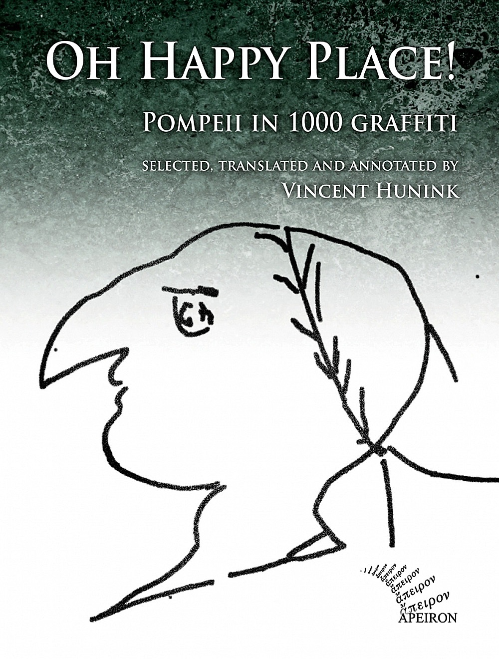 Oh Happy Place! Pompeii in 1000 graffiti